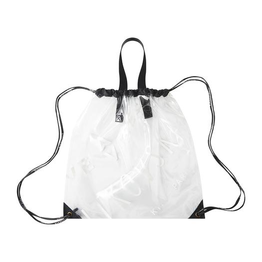 Вініловий рюкзак‑шопер
